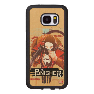 Punisher Extraction Protocol Wood Samsung Galaxy S7 Case