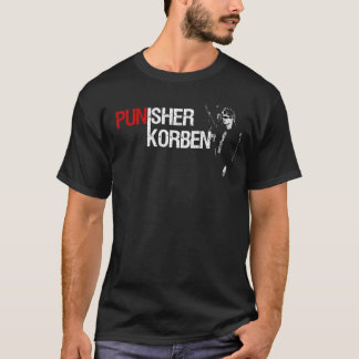 Punisher Korben (YOUTUBE Channel Brand) T-Shirt