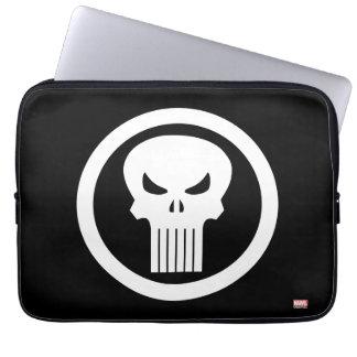 Punisher Logo Laptop Sleeves