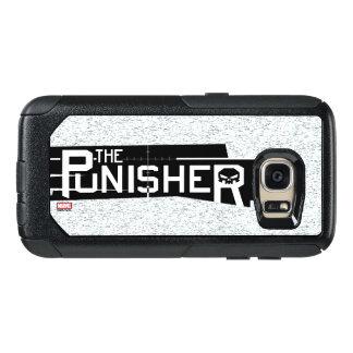 Punisher Logo OtterBox Samsung Galaxy S7 Case