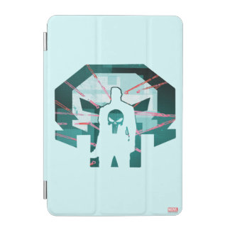 Punisher Logo Silhouette iPad Mini Cover