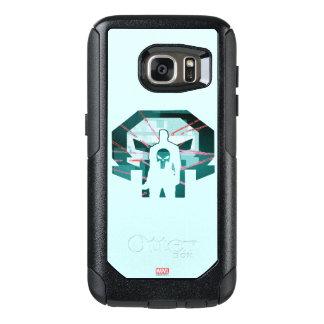 Punisher Logo Silhouette OtterBox Samsung Galaxy S7 Case