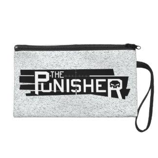 Punisher Logo Wristlet