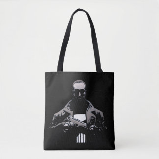Punisher Out Of The Shadows Tote Bag