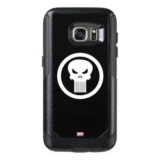 Punisher Skull Icon OtterBox Samsung Galaxy S7 Case