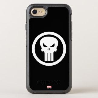 Punisher Skull Icon OtterBox Symmetry iPhone 7 Case