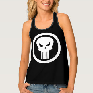 Punisher Skull Icon Singlet