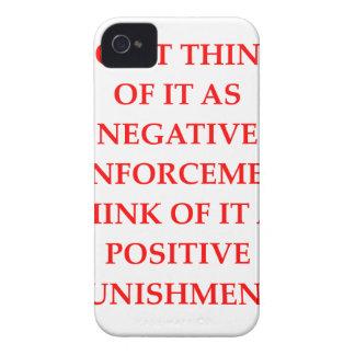 PUNISHMENT Case-Mate iPhone 4 CASES