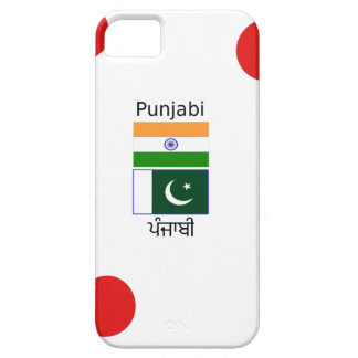 Punjabi Language With India And Pakistan Flags iPhone 5 Cases