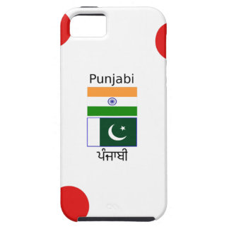 Punjabi Language With India And Pakistan Flags iPhone 5 Cover