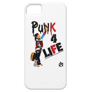 Punk 4 Life iPhone 5 Cases