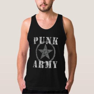 Punk Army Singlet