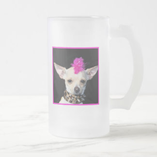 Punk Chihuahua Mug