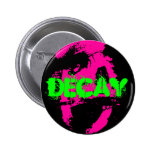 PUNK DECAY BUTTONS
