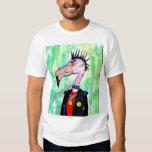 Punk Flamingo Tee Shirt