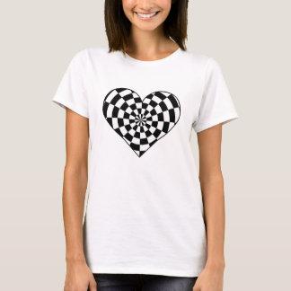 Punk funky heart T-Shirt