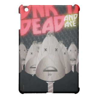 Punk is dead iPad mini covers