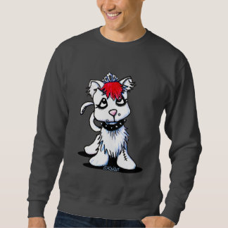 Punk Princess Mens Dark Sweatshirt