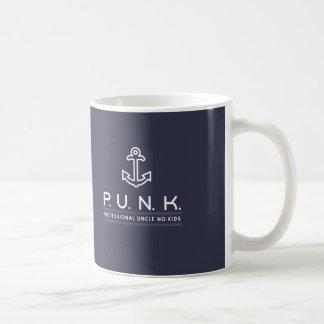 Punk Professional Uncle No Kids Anchor Mug