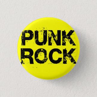 Punk Rock 3 Cm Round Badge