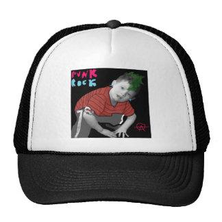 Punk Rock Baby Trucker Hats