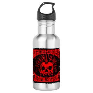 punk rock forever 532 ml water bottle