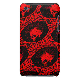 punk rock music iPod touch cases