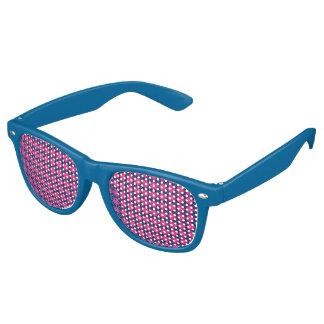 Punk Rock Preppy Retro Sunglasses