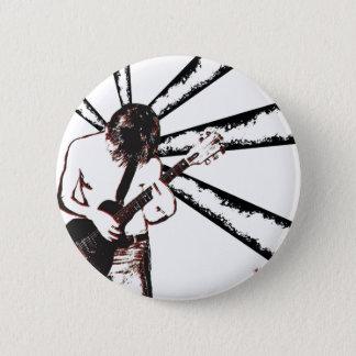 Punk Rocker 6 Cm Round Badge