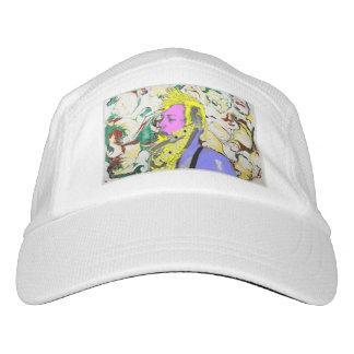 Punk Rocker in the Jungle Hat