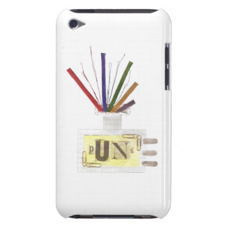 Punk Room Diffuser 4th Generation I-Pod Touch Case