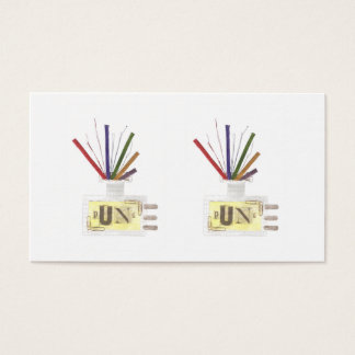 Punk Room Diffuser Business Cards