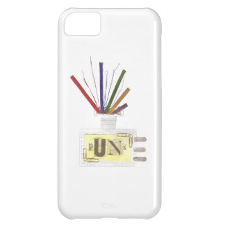 Punk Room Diffuser I-Phone 5C Case