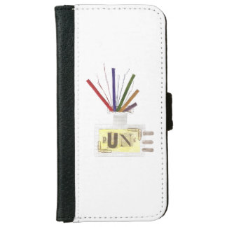 Punk Room Diffuser I-Phone 6/6s Wallet Case