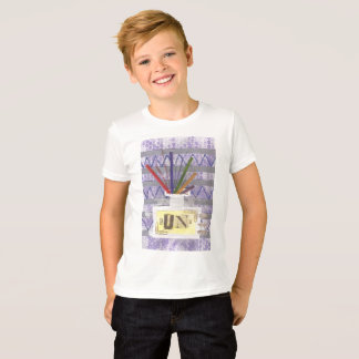 Punk Room Diffuser Kid's T-Shirt