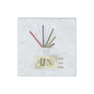 Punk Room Diffuser Marble Magnet