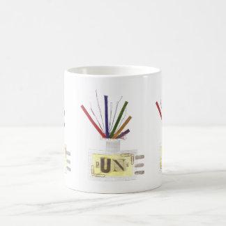 Punk Room Diffuser Mug