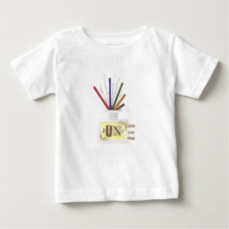 Punk Room Diffuser No Background Baby T-Shirt