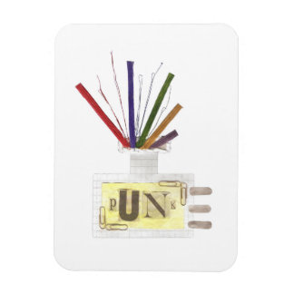 Punk Room Diffuser No Background Photo Magnet