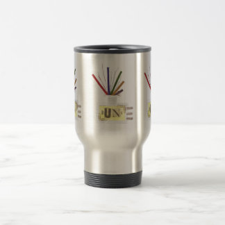 Punk Room Diffuser Travel Mug