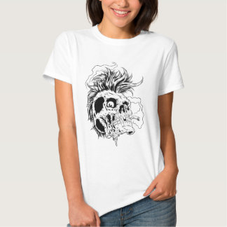 Punk Skull Shirts