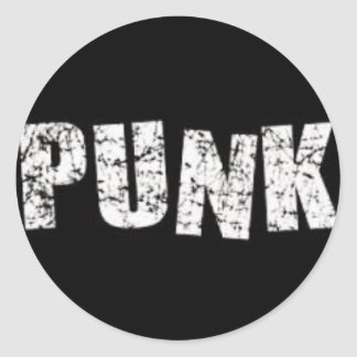 Punk Sticker