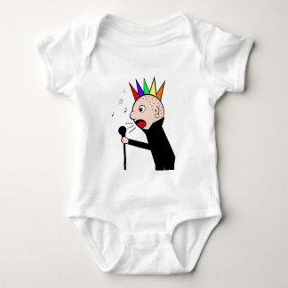 Punker Baby Bodysuit