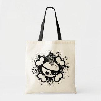 Punkin Pirate Canvas Bag