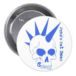 Punk's Not Dead 7.5 Cm Round Badge