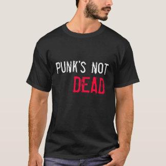 Punk's not , DEAD T-Shirt