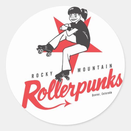 Punks Stickers