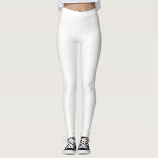punky leggings for ladies, logo on the back