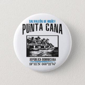 Punta Cana 6 Cm Round Badge