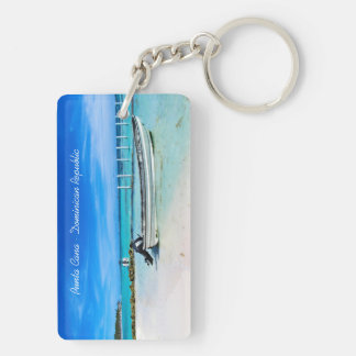 Punta Cana Key Chain